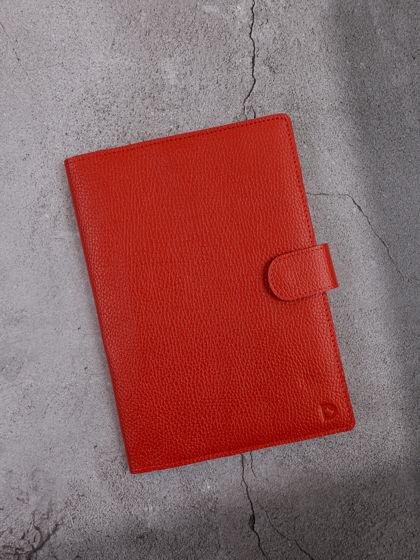Мини-органайзер для документов А5 Гермес Красный
