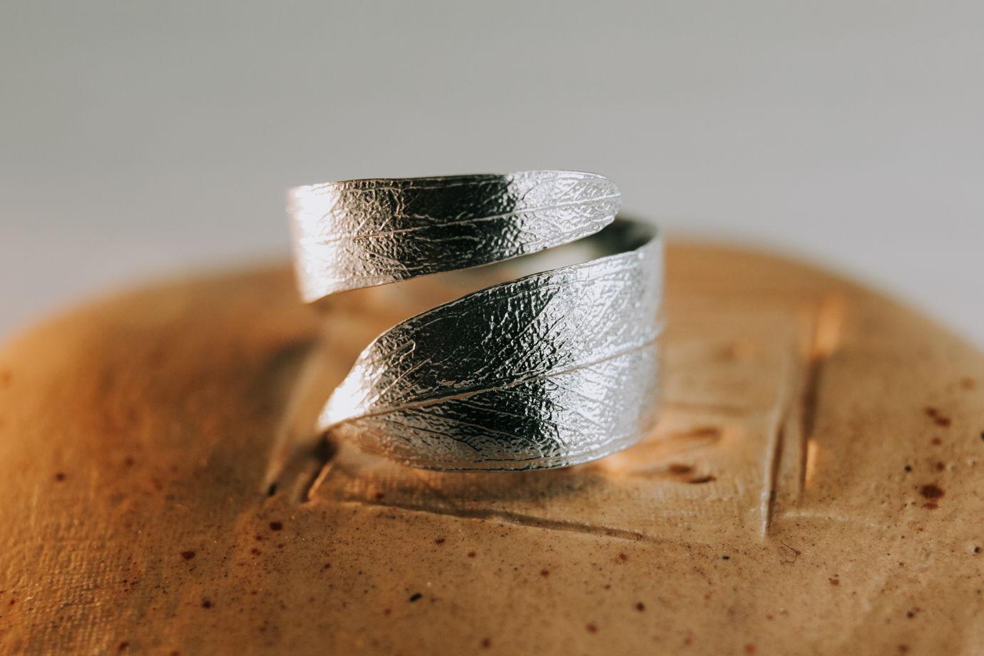 Базовое Кольцо Эвкалипт