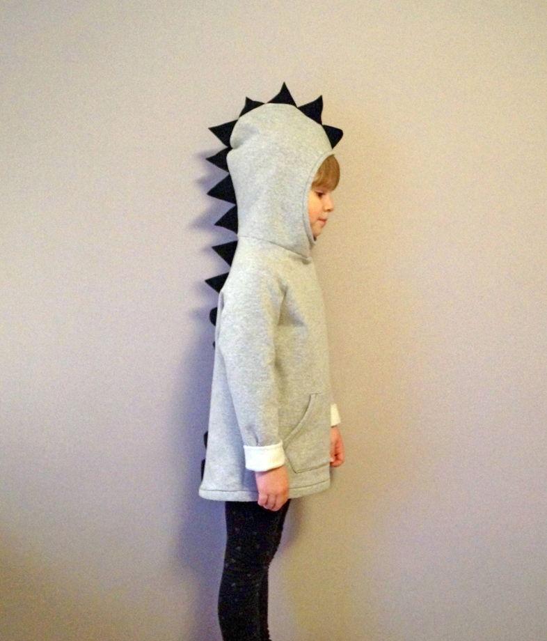 """Худи Wool'n'Cool """"Динозавр"""""""