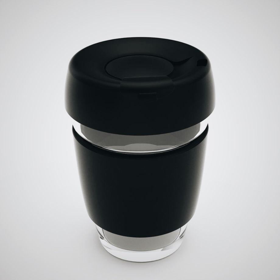 Эко-кружка для Кофе   Объем 350 мл