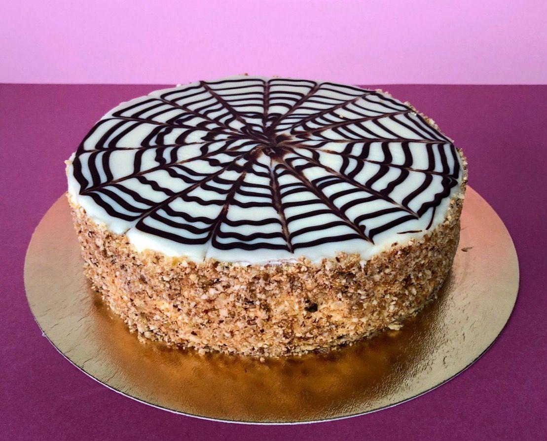 Безглютеновый торт Эстерхази