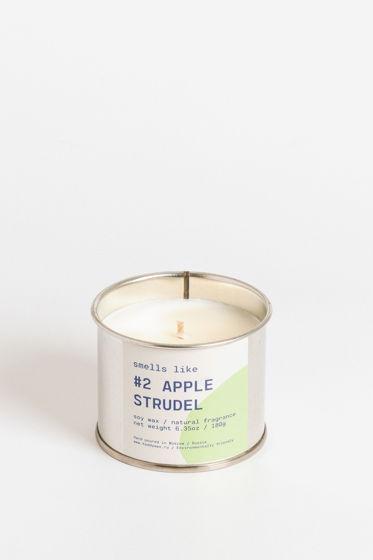 Свеча соевая Smells Like. #2 Apple Strudel, 180г