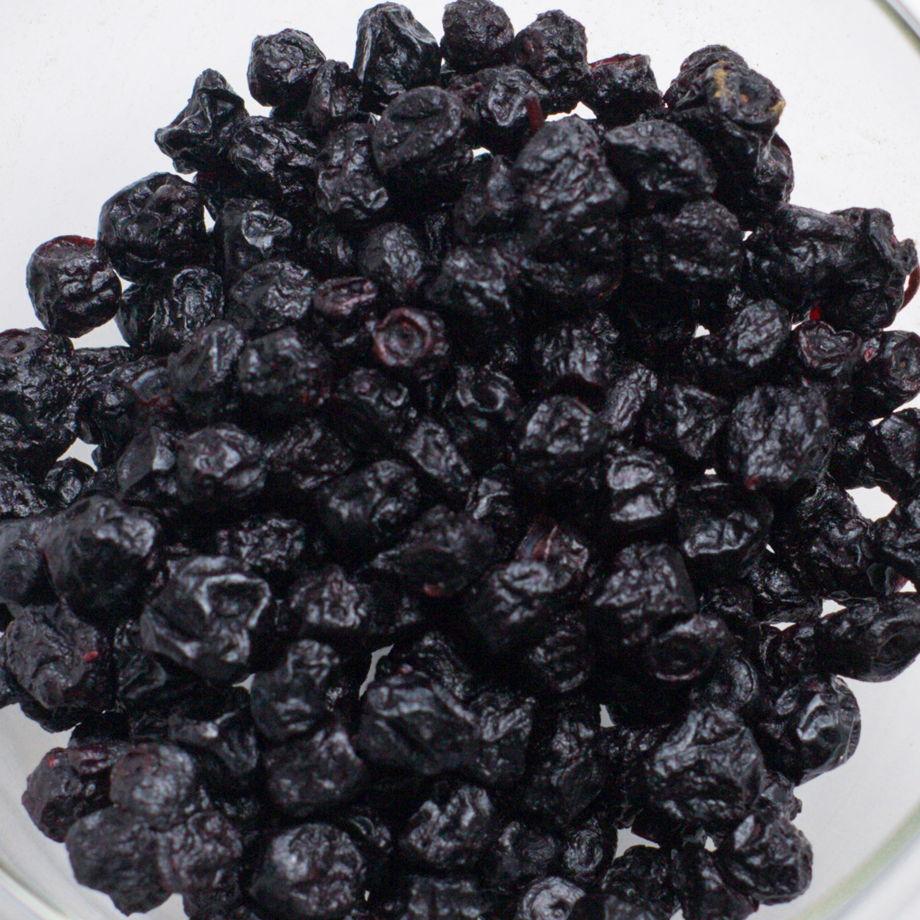 ЧЕРНИКА вяленая 1 кг сушеная ягода для ПП ЗОЖ