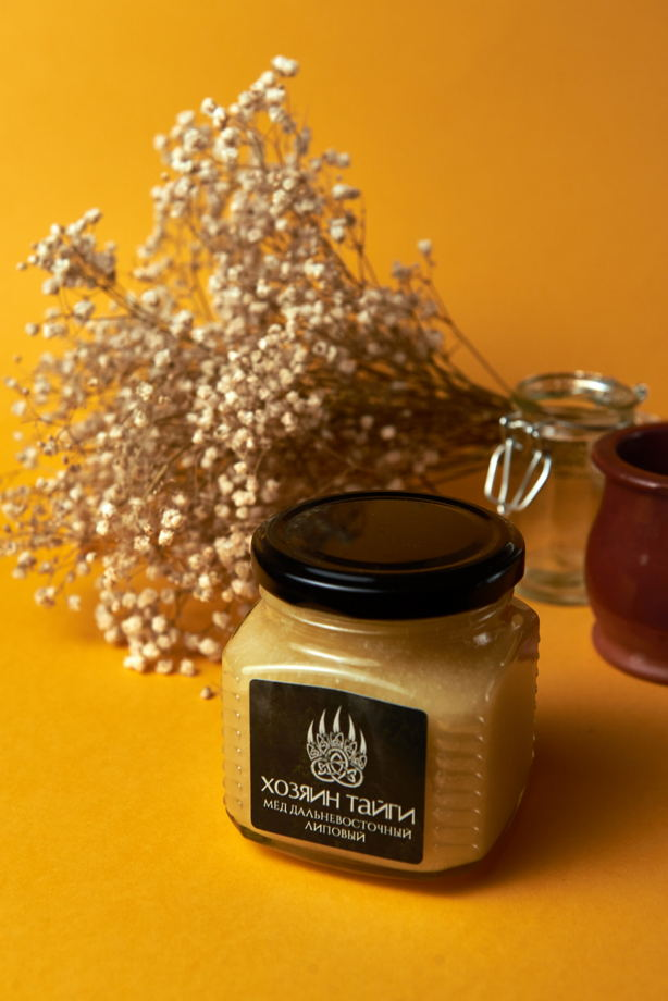 Мёд дальневосточный липовый