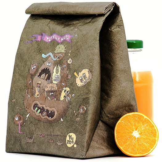 "Термосумка Youshi Lunch Bag ""Totally Nuts"" от YuMe"