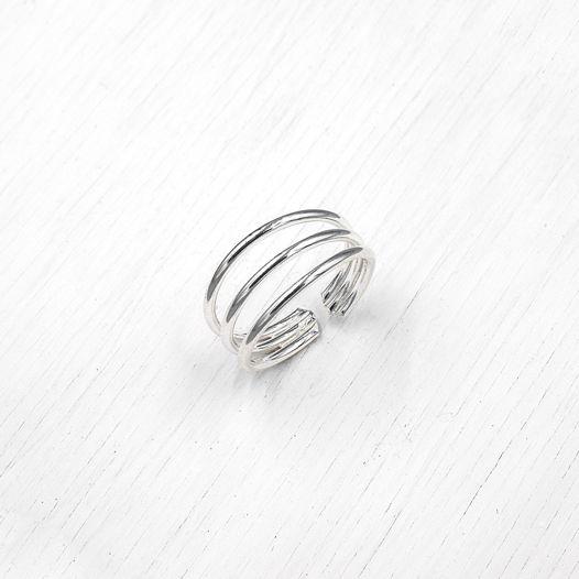 Кольцо на ногу и фалангу 04188