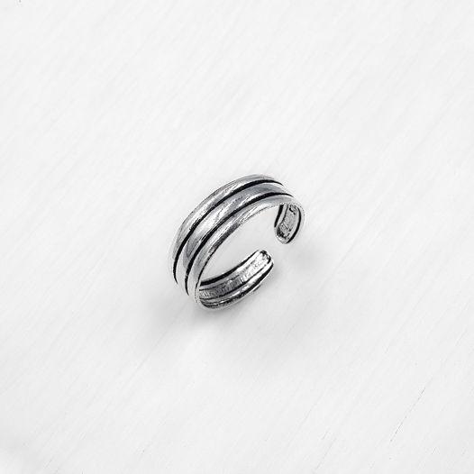 Кольцо на ногу и фалангу 04147