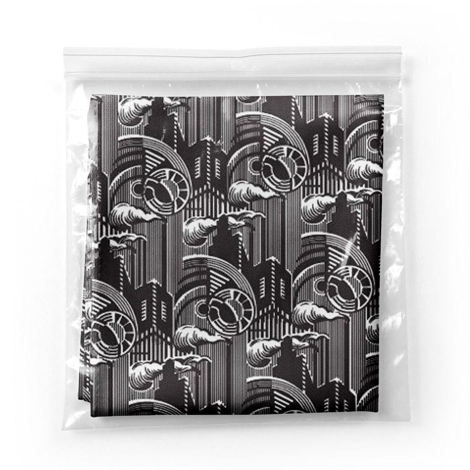 Шелковый платок «Цех»