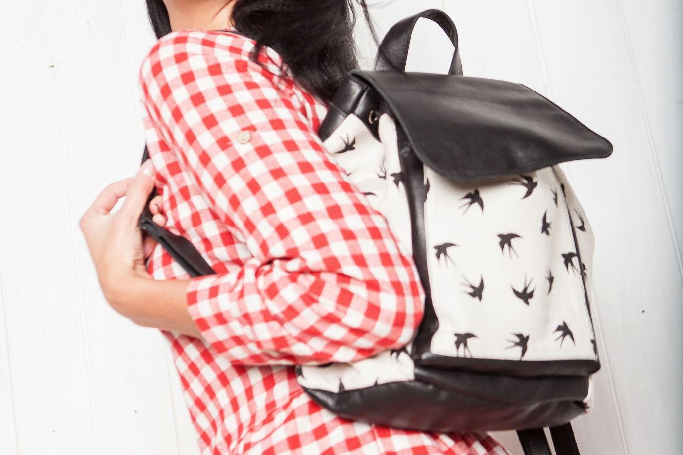 """Городской рюкзак """" Swallow"""""""