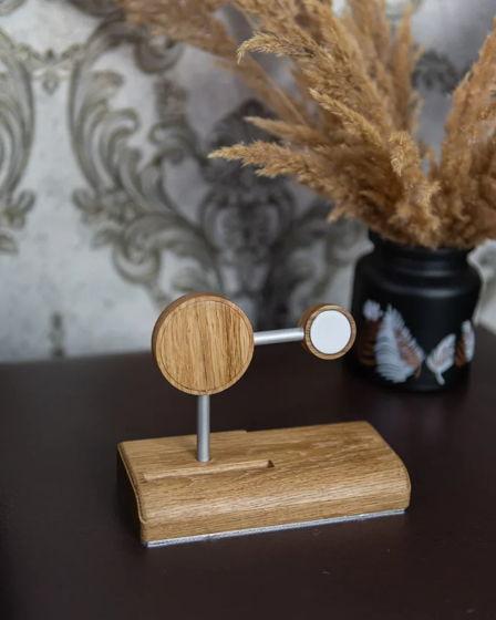 Зарядная станция для iPhone и Apple Watch