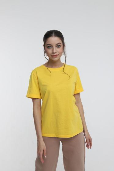 Женская футболка, 100% хлопок