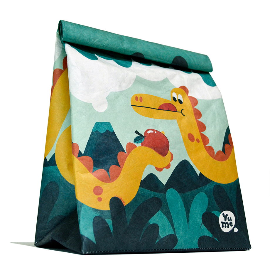 "Термосумка Youshi Lunch Bag ""Jurassic Munch"" от YuMe"