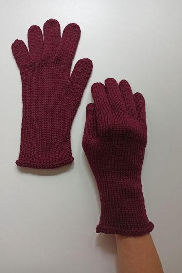 Винные перчатки ручной работы