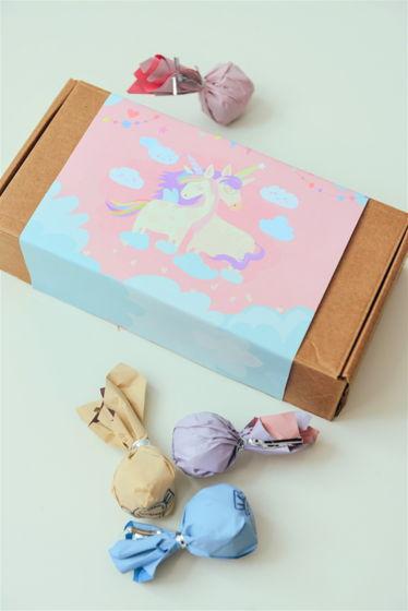 """Подарочные наборы пп-конфет """"Люблю"""" (15шт), 300гр"""