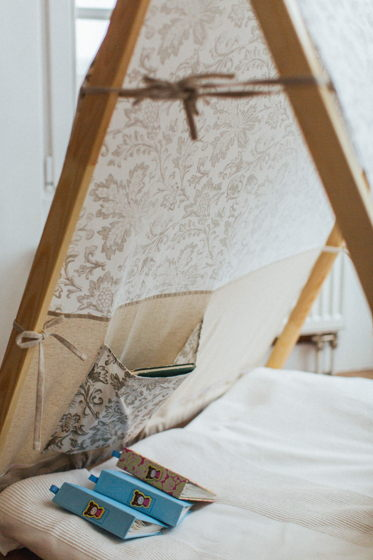 """Палатка детская для игр и отдыха """"boldo design"""""""