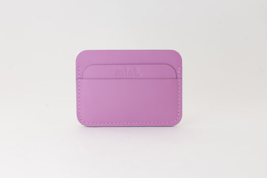 Кошелек кардхолдер Cardholder розовый