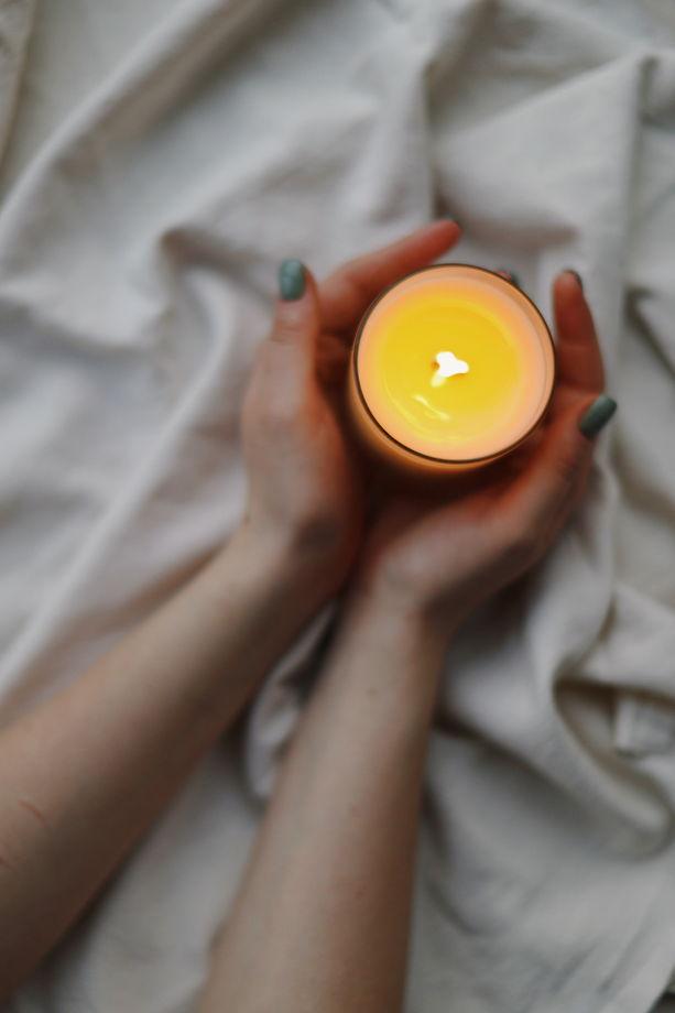 """Соевая свеча """"Nude"""" 240 мл"""