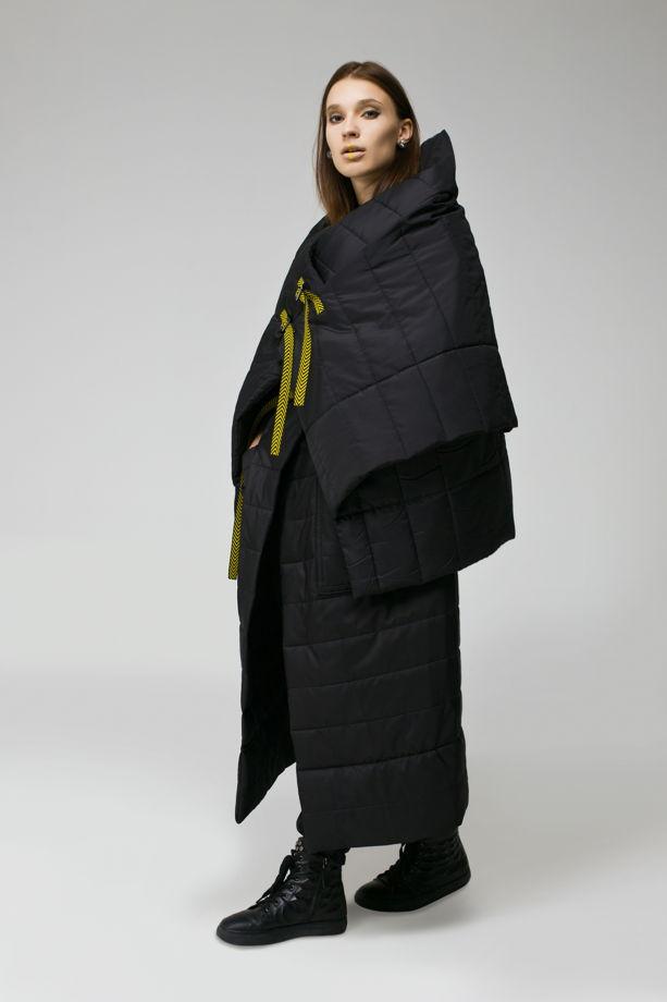 """Женское пальто-трансформер """"DOUBLE"""""""