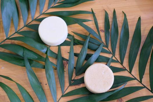 Твердый шампунь для сухой и чувствительной кожи головы (ручная работа)