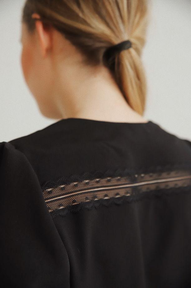 Блуза Simone чёрная