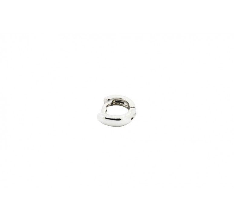 Кольцо в хрящ или козелок XS / серебро 925