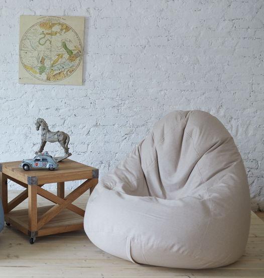 Кресло-мешок «Латте», размер L
