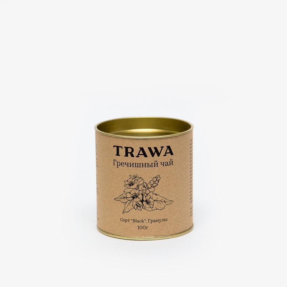 Гречишный чай сорт Black  (гранулы),100 гр