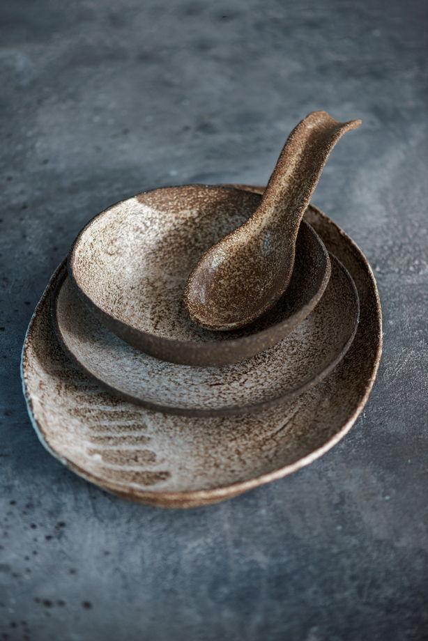 Пиала из серии Соль земли, 16 см.