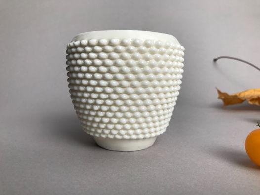 «Трогательная» чашка из английского фарфора
