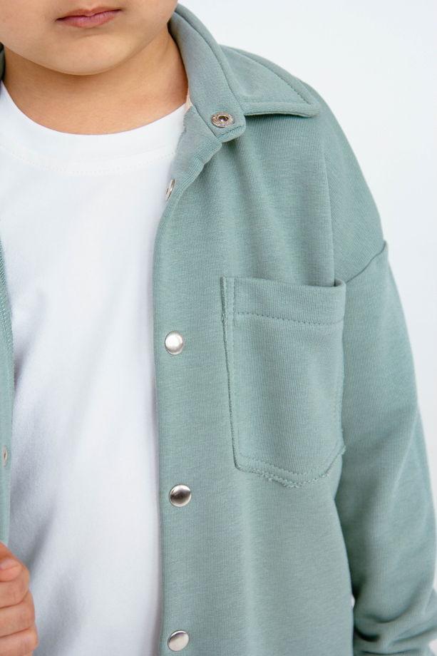 Детская Рубашка со спущеным плечом
