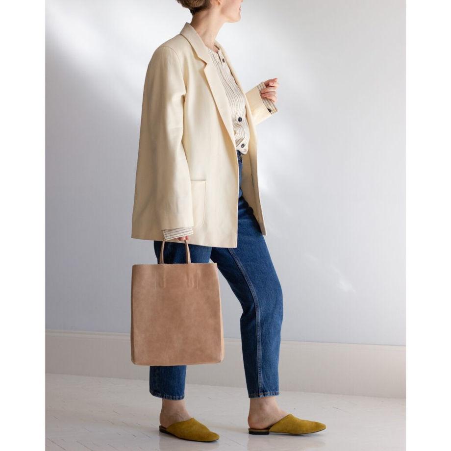 Кожаная сумка Eidos