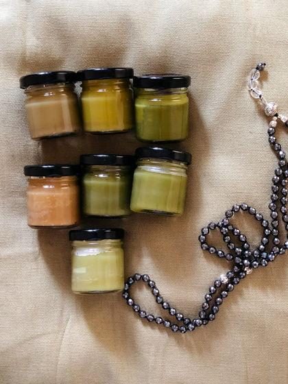 Натуральные бальзамы на травах и эфирных маслах - раскрытие Анахата чакры