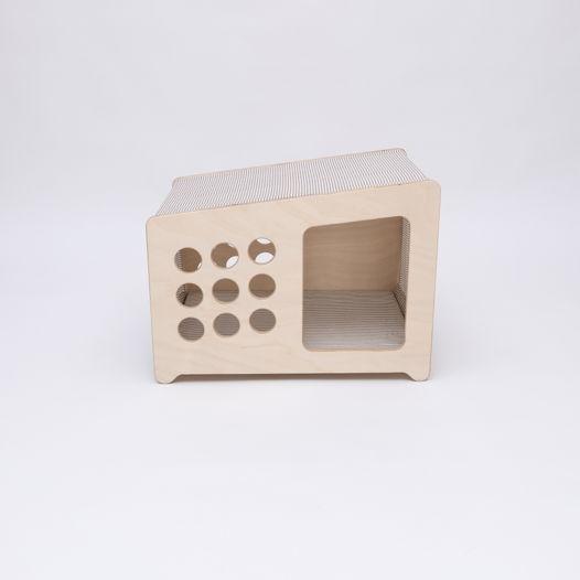 Домик для кошек. Модель (home L)