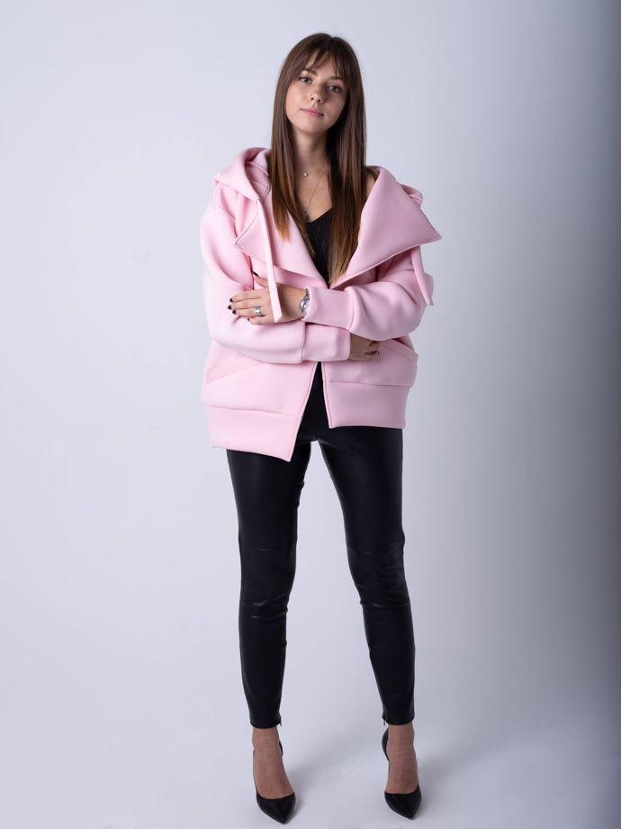 Куртка (бомбер) универсальный «Зефирный»