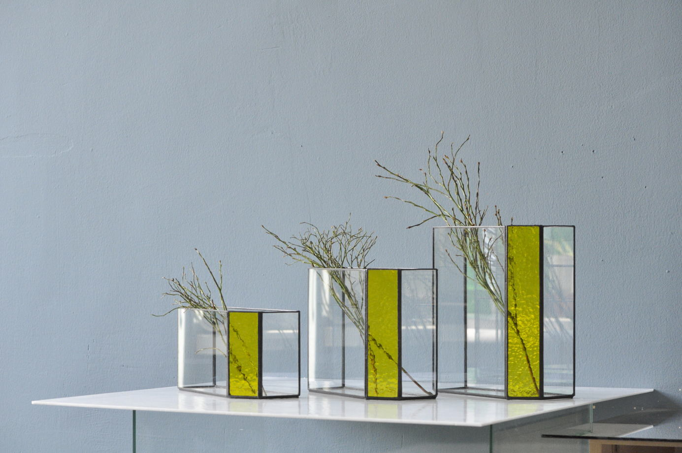 Авторский набор флорариумов BUMBLEBEE