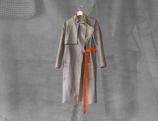 Пальто Sherlock mood серия Uniуни