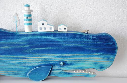 Синий кит с нордическим характером
