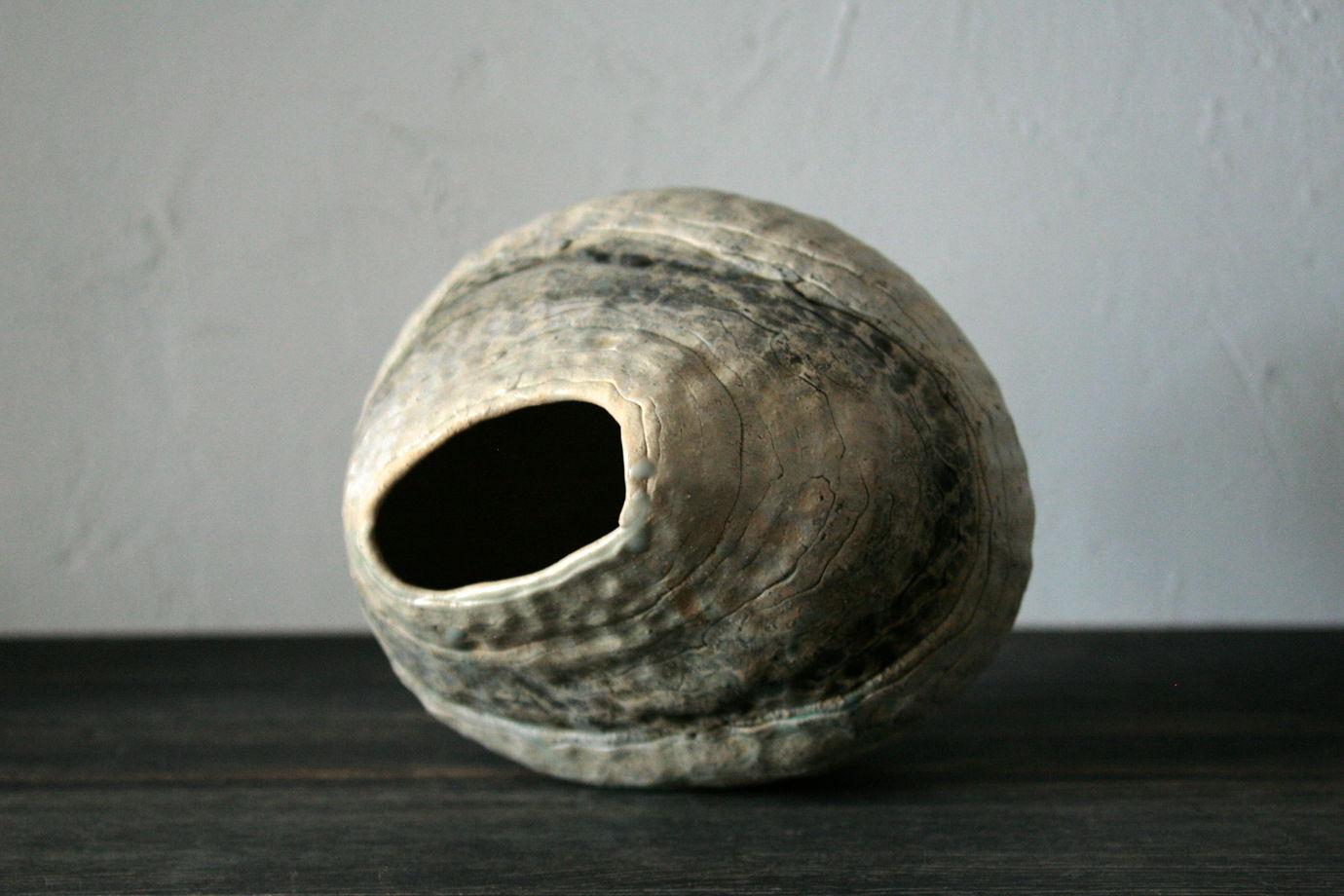 Ваза керамическая River Stone