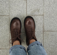 Ботинки ручной работы STAND'ART