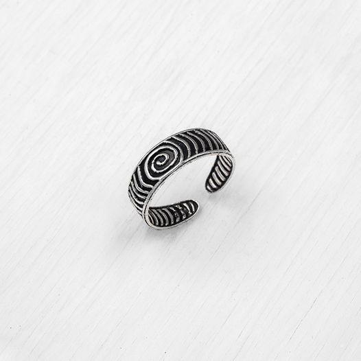 Кольцо на ногу и фалангу 04146