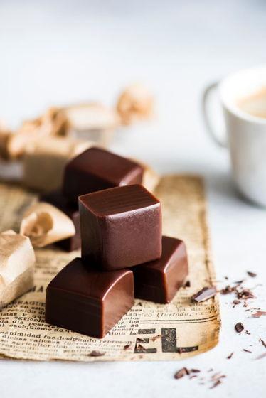 Ириска с шоколадом 10 шт