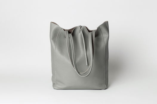 Кожаная сумка Luna в стиле Tote. В наличии в Москве