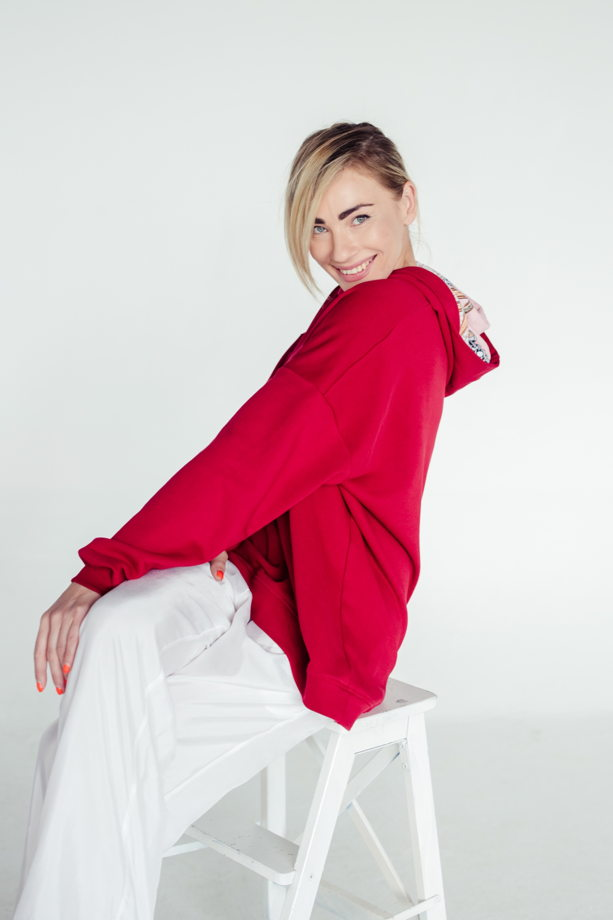 Спортивный женский костюм Bordeaux