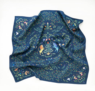 Шелковый платок керка