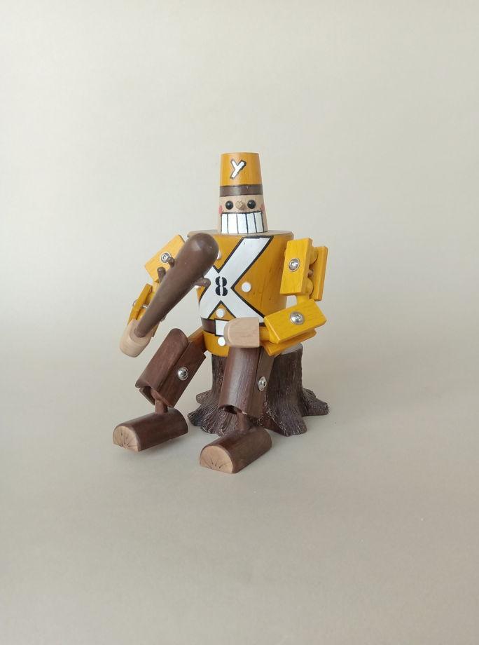 Деревянные солдаты Урфина Джуса