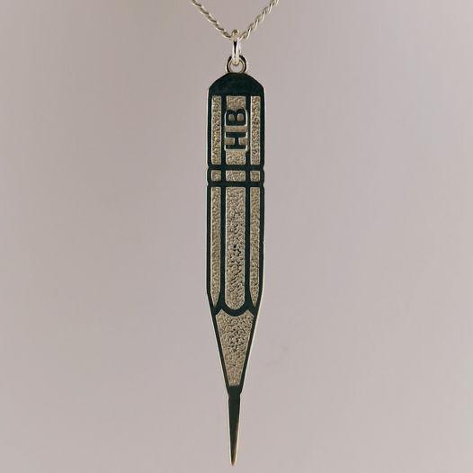 Серебряная подвеска Непростой карандаш НВ ARCHITECT