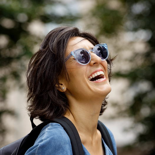 Солнечные очки Komono Lulu Blue