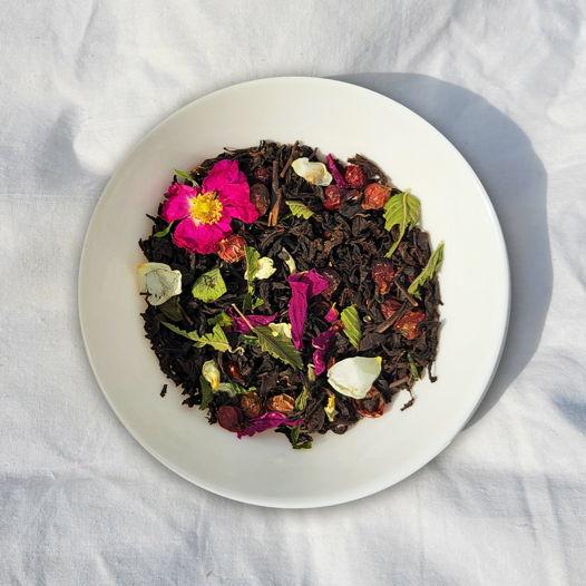 Иммунитет (чай с шиповником)