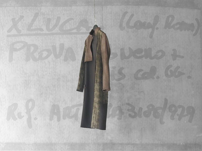 Пальто Shabby chic серии Uniуни
