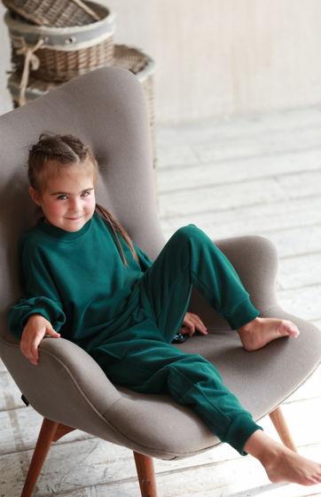 Спортивный Костюм для девочек с объемными рукавами
